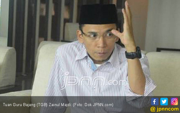 Karir Politik TGB Terancam, Nasib Bergantung ke Jokowi