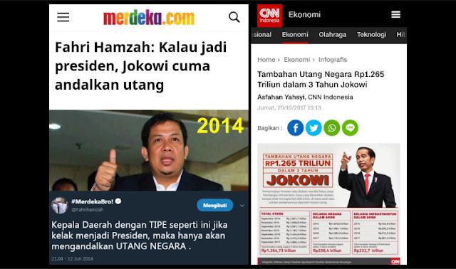 """Heboh! Ramalan Fahri 2014: """"Kalau Jadi Presiden, Jokowi Cuma Andalkan Utang"""""""