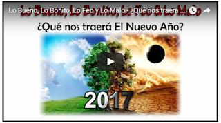 Lo Bueno,IMAGEN  Lo Bonito, Lo Feo y Lo Malo - ¿Qué nos traerá El Nuevo Año? N° 12