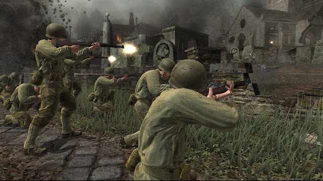 Call of Duty 3 screenshot 3