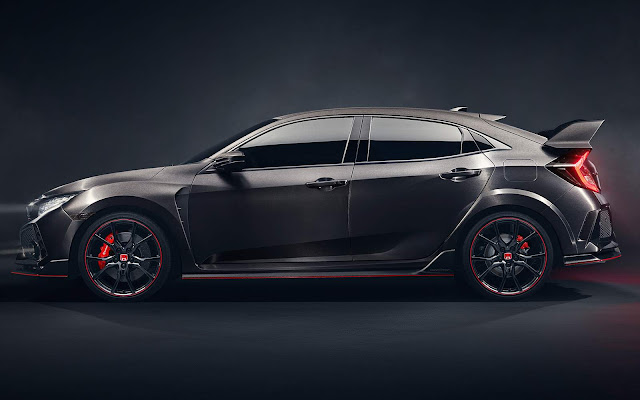 Novo Honda Civic Type R 2018