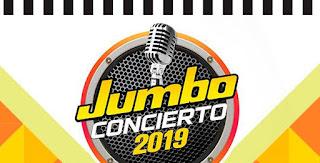 JUMBO CONCIERTO Bogotá – Medellin 2019