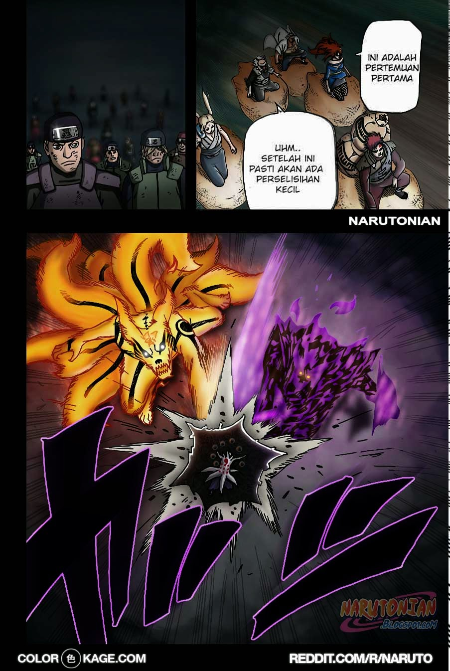 Dilarang COPAS - situs resmi www.mangacanblog.com - Komik naruto berwarna 648 - impian seorang shinobi 649 Indonesia naruto berwarna 648 - impian seorang shinobi Terbaru 10|Baca Manga Komik Indonesia|Mangacan