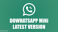 Download DOWhatsApp MiNi v1.0 Latest Version Android