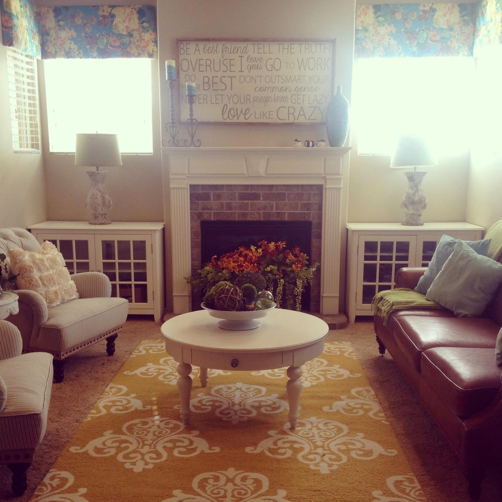 pottery barn goose down sofa leather jack knife rv room reveal: grandma's house.   paddington way.