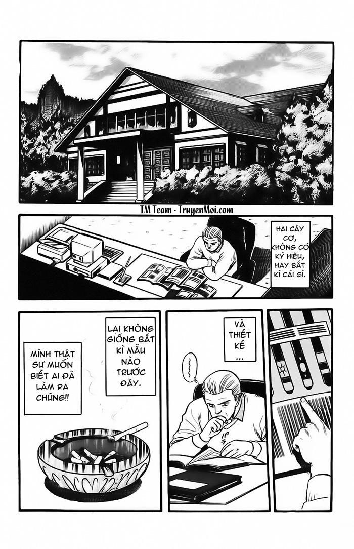 Break Shot chap 072 trang 17