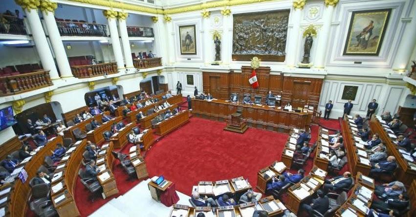 Congreso aprueba Ley que prohíbe crear universidades por dos años