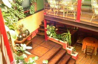 Claraboya Bar Picaporte