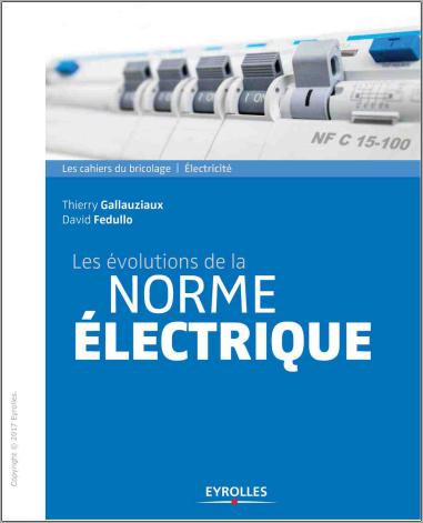 Livre : Les évolutions de la norme électrique - Thierry Gallauziaux, David Fedullo PDF