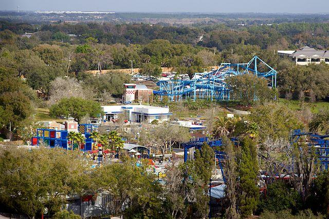 Legoland Florida Theme Park