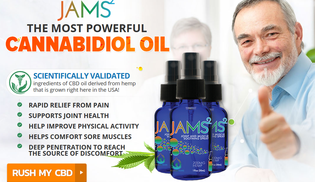 Jams2 - CBD Oil, The Most Powerful cannabidiol oil