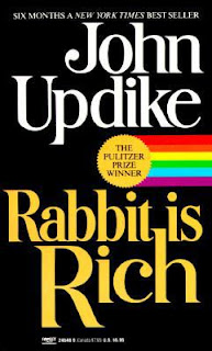 RABBIT IS RICH - BOOK COVER