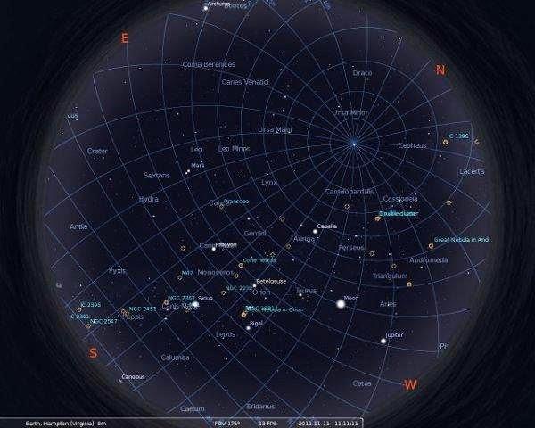 별자리, 컴퓨터로 별 구경 하자 : Stellarium | 글창고