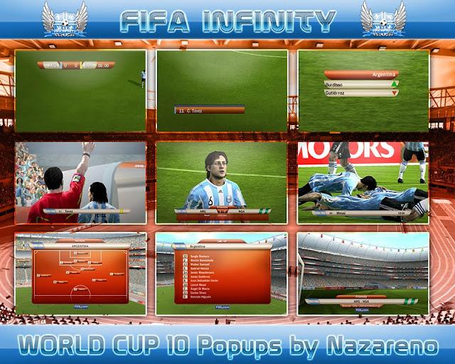 حصريا سكوربورد كأس العالم 2010 لفيفا 2010,حصريا على موقع ميكانو
