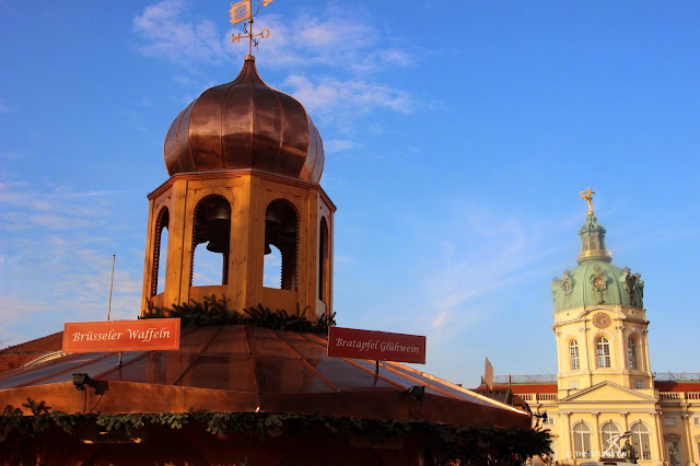 Travel Germany - Over 100 Christmas Markets in Berlin – choose your star