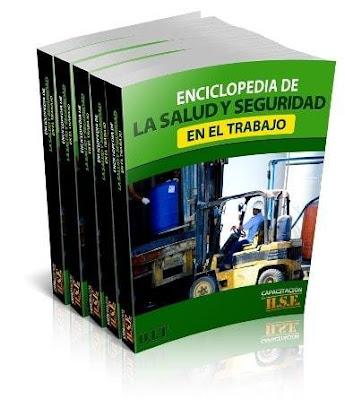 enciclopedia de seguridad y salud en el trabajo oit