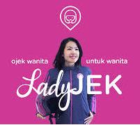 Cara Daftar LadyJEK Online Dan Offline