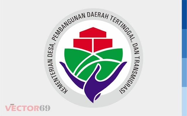 Logo Kementerian Desa, Pembangunan Daerah Tertinggal dan Transmigrasi (Kemendesa PDTT) Indonesia - Download Vector File EPS (Encapsulated PostScript)