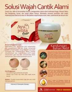 Cream Ayu Jelita
