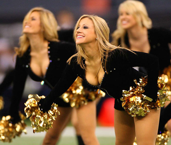 The Cheer Locker New Orleans Saints Cheerleaders