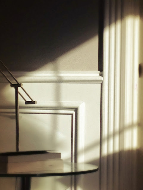 an accidental home: light...