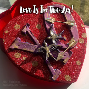Love is in the #Cre8time Air...