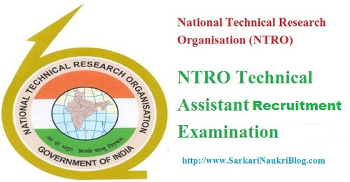 NTRO Technical Assistant Recruitment