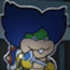 Paper Ludwig Von Koopa boss Paper Mario Color Splash Secret Base Blue Sea