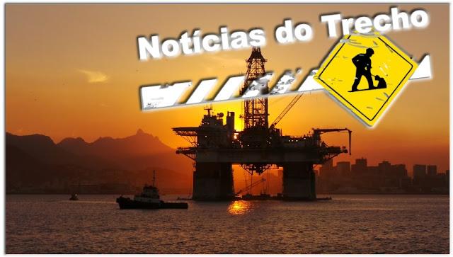Resultado de imagem para Petróleo noticias trecho