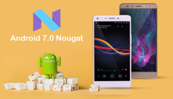 Nougat 7.0 Official Update For Infinix Note 3 Pro