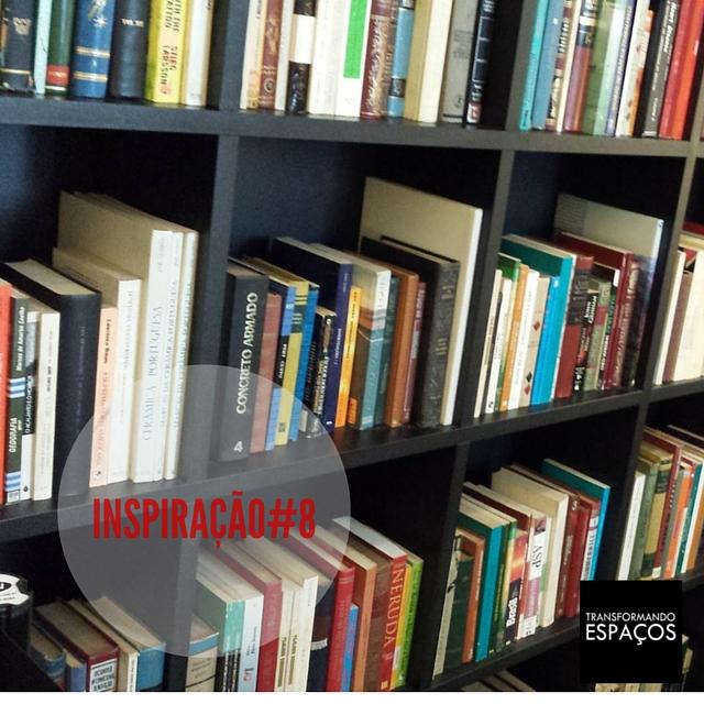 Inspiração 8 # Livros