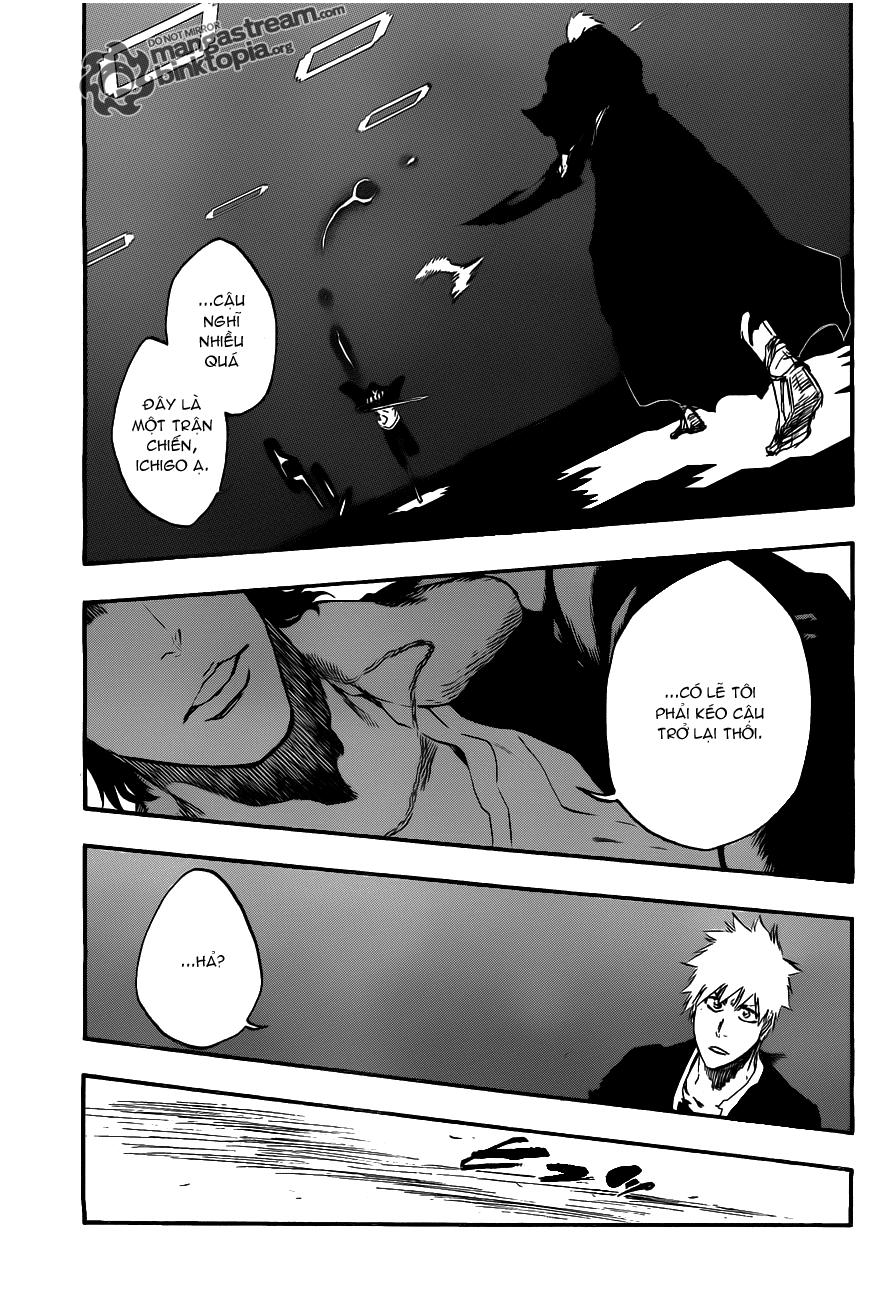 Bleach chapter 450 trang 18