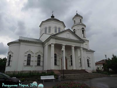 Армянская церковь Чалтырь ростовская область