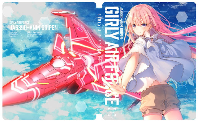 Download dan Streaming GIrly Air Force Episode 1-12 Subtitle Indonesia