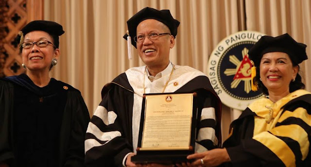 Paula Defensor-Knack Thinks Previous Presidents Who Were Offered Honoris Causa by UP Weren't 'Very Honorable.'