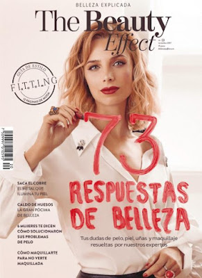 Revista The Beauty Effect México Noviembre 2017