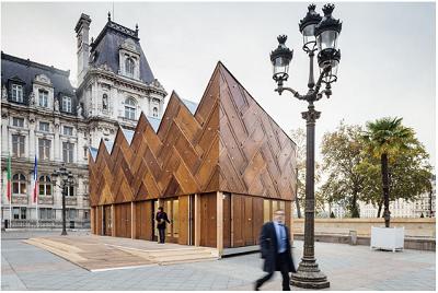 Sepuluh (10) Bangunan Unik dan Kreatif Dari Belahan Dunia