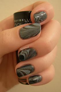 Nailified Tihc Oct 5 Water Marble
