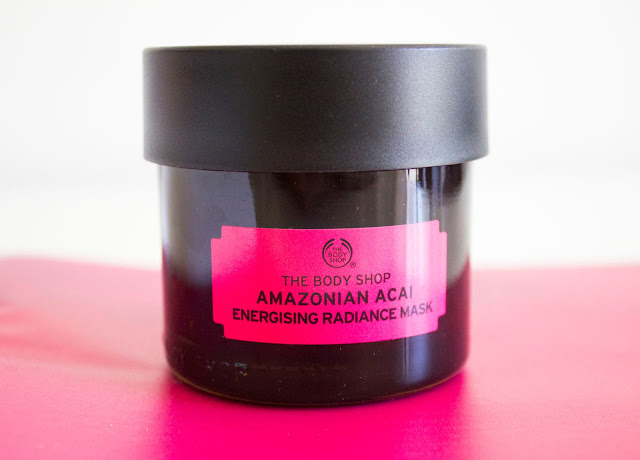 masque expert the body shop