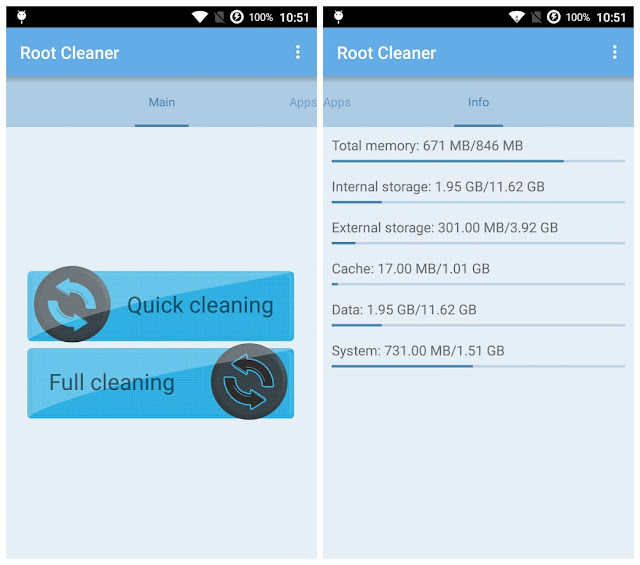 root cleaner 6 apk download