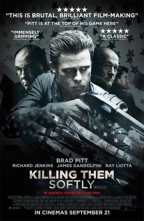 Killing Them Softly (2012) ค่อยๆ ล่า ฆ่าไม่เลี้ยง
