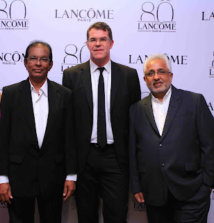 Tony Bastiansz - Marketing Manager-Exclusive Lines,  Jerome Georges-Vivien - Zone Director New Markets-Lancôme  and Hiru Surtani - Director-Exclusive Lines