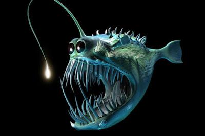 Prima mappa alimenti profondità oceani
