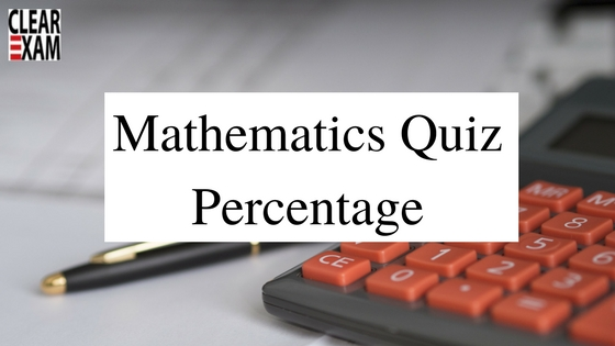 CTET and KVS Exam Quiz on Mathematics