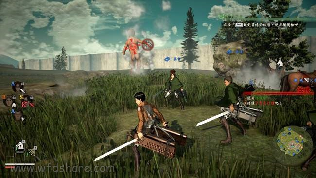 Attack on Titan 2 Repack Link Free