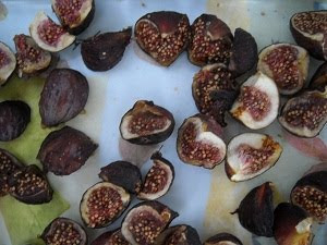 Figs drying, Jaen
