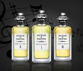 Acqua di Parma Note di Colonia