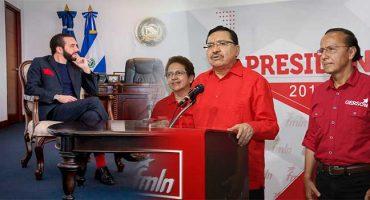 Bukele denuncia hipocresía del FMLN  tras la cancelación del CD