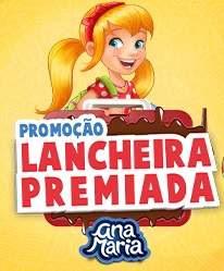 Cadastrar Promoção Bolinho Ana Maria 2019 Lancheira Premiada - Prêmios, Participar
