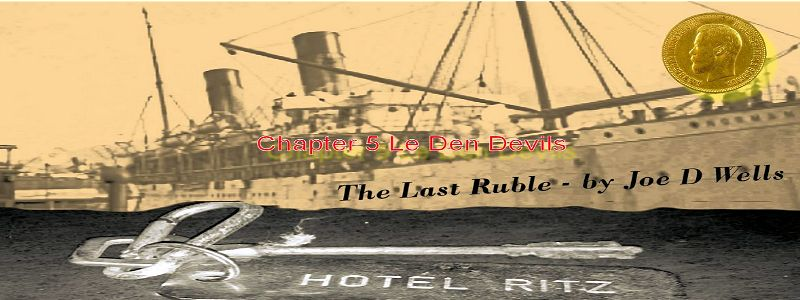 The Last Ruble by Joe D Wells - Podcast